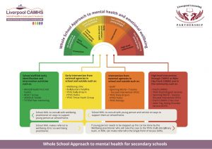 Secondary - Whole School Approach
